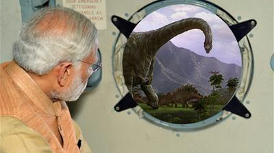 India's Modi spoofed over doctored photograph