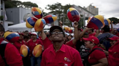 Hope and uncertainty in Venezuela ahead of vote