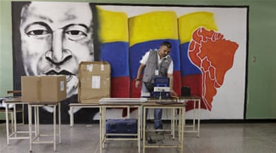 Venezuela reflects on Chavez era ahead of election