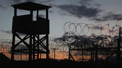 In 2002, Camp Delta was opened at Guantanamo to hold detainees accused of terrorism [Joe Raedle/Getty Images]