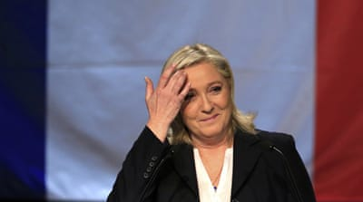 French far right sees record gains in regional polls