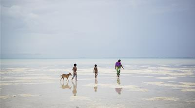 Kiribati: The island at the edge of the world
