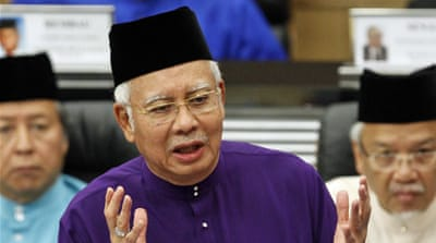 Malaysia's PM faces party amid debilitating scandals