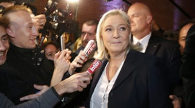 The National Front's victory is a defeat for France