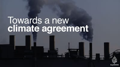 COP 21: Towards a new climate agreement