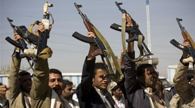 The Houthis have emerged as the dominant faction in Yemen after seizing Sanaa in September [Reuters]