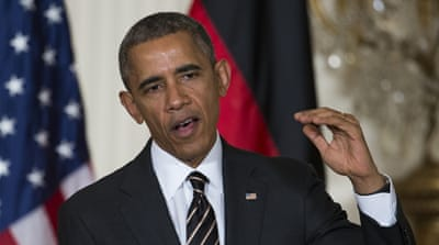 Obama seeks Congress authorisation to fight ISIL