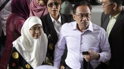Court upholds five-year jail term for Malaysia's Anwar
