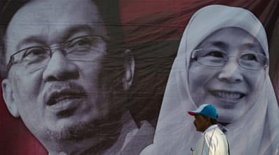 Anwar Ibrahim's dramatic rise and fall - and rise again