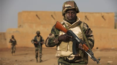 A Niger MP says the resolution authorised the country to send some 750 troops to Nigeria [File - Reuters]