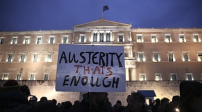 The Greek government will not be intimidated by the German bully, writes Polychroniou [AP]