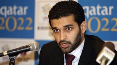 Qatar's World Cup chief sees clear media bias