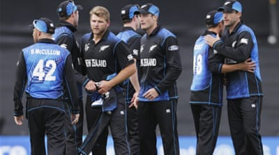 New Zealand launch World Cup campaign with a win