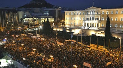 Greece's leftist leadership wants to cancel key terms of Athens' 240bn euro bailout programme [Reuters]