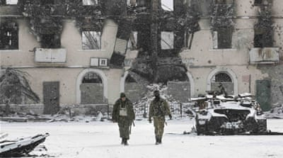 West pushes for peace as Ukraine truce teeters