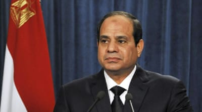 Egypt calls for foreign intervention in Libya