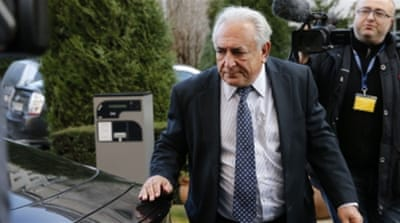 Strauss-Kahn, 65, has been accused of instigating parties he knew involved prostitutes [AP]