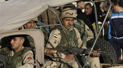 Egyptian security forces have employed draconian policies, writes Aftandilian [AP]