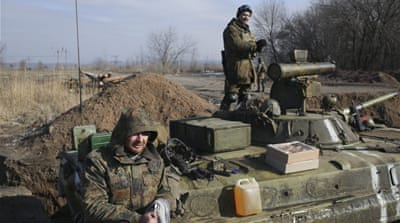 Ukraine fighting rages despite efforts to revive truce