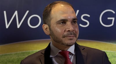 Prince Ali of Jordan: 'Bring back FIFA's reputation'