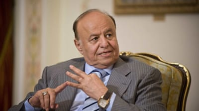 Hadi's short-lived political resignation have helped boost his support among many anti-Houthi forces.[Reuters]