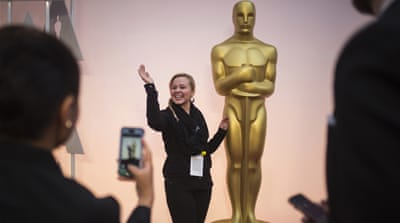 Blockbusters missing from Oscars 'Best Picture' list