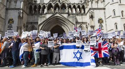 Anti-Zionism and anti-Semitism in British politics