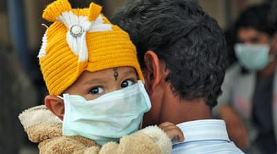 Killer swine flu strikes India