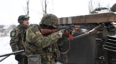 Ukraine's front-line fighters balk at peace