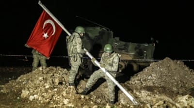 Syria: Turkish incursion is 'flagrant aggression'
