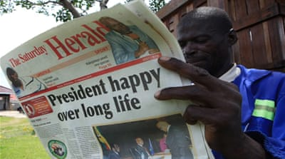 Zimbabweans reflect on Mugabe's 91st birthday party