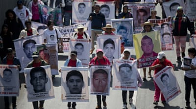 Mexico's Disappeared