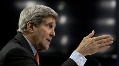 Kerry says US willing to negotiate with Syria's Assad