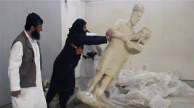The full story behind ISIL's takeover of Mosul Museum