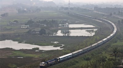 India rail budget geared to 'overhaul' network