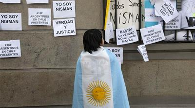 The death that divided Argentina's media