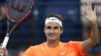 Federer has seven Dubai titles in 13 years [Reuters]