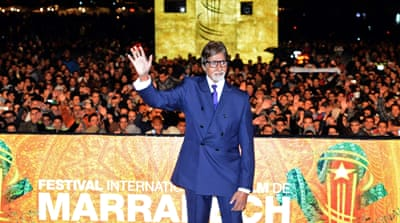 A date with Bollywood icon Amitabh Bachchan