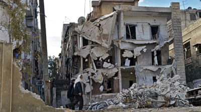 HRW: Use of barrel bombs increasing in Syria