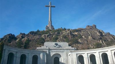 Spain's monument to Franco: A divisive reminder