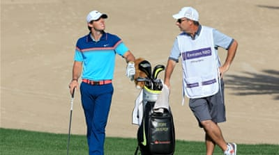 The caddies are seeking a permanent injunction against the practice [Getty Images]