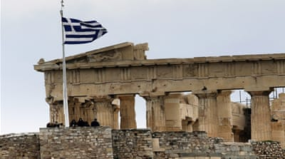 Greece's left-wing government meets eurozone reality