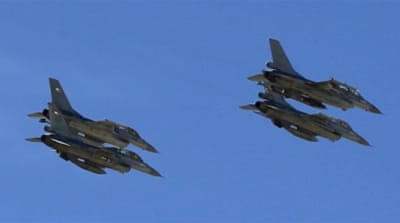 Jordan launches new air strikes against ISIL