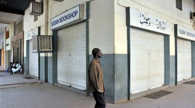 Shutting down writers in Sudan