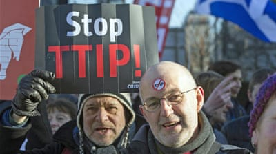 TTIP: The mother of all trade deals?