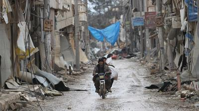 'Offices of theft' target desperate Syrians