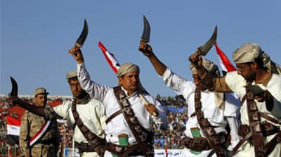The Houthis are the ones responsible at this point for governing the country, writes Reardon [AP]