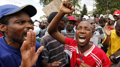 Swaziland unrest looms after US rescinds trade deal