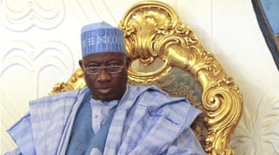 Jonathan has always believed that the opposition would stand no chance against him, writes Soyombo [Reuters]