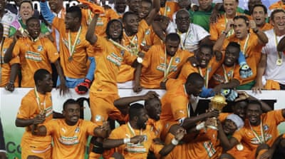 Ivory Coast crowned champions of Africa